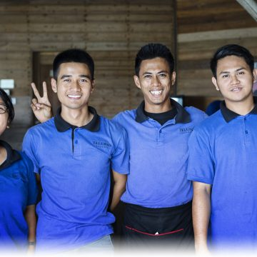 How Telunas Resorts is Impacting Indonesia for a Better Tomorrow