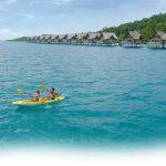 Telunas Private Island Activities hero