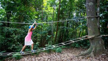 low ropes girl telunas-beach-resort_43865618440_o