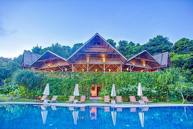 Telunas Private Island - Grand Lodge