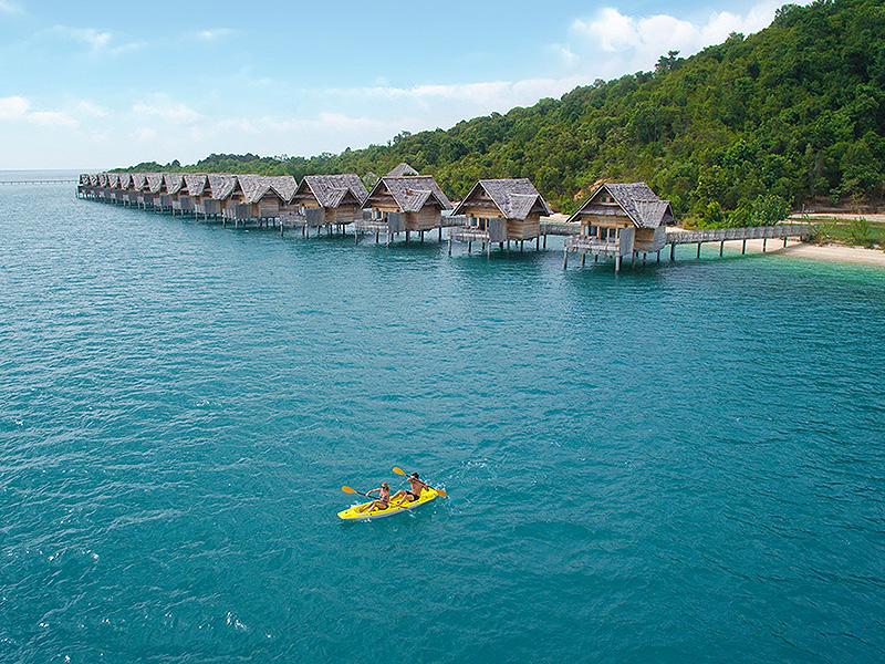 Private Islands Near Singapore | Telunas Resorts | Island Beach