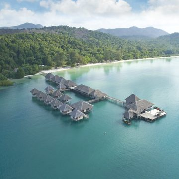 New Overwater 3-Bedroom Bungalows