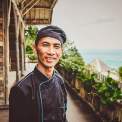 A Journey to the Riau: <br> Chef Yudi's Story
