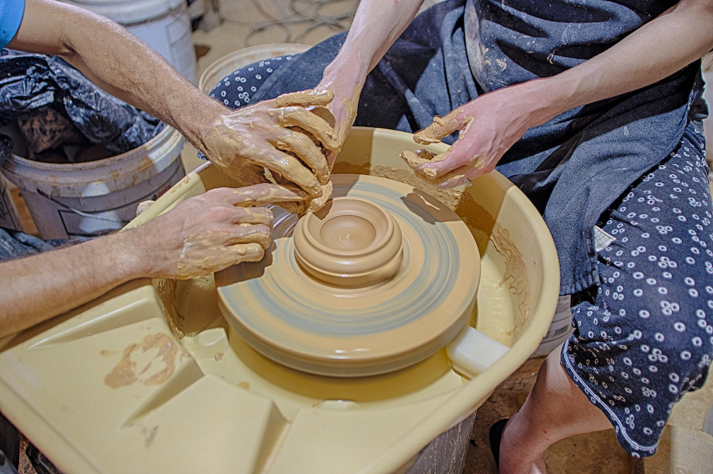 Telunas Pottery